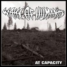 """Wake of Humanity - At Capacity 7"""" BUNDLE"""
