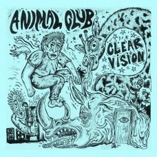 "Animal Club - Clear Vision 12"" BLUE"