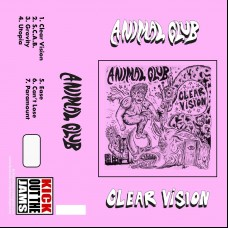Animal Club - Clear Vision cassette