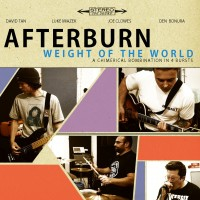 "Afterburn - Weight Of The World 7"" (PRE-ORDER)"