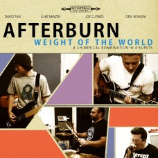 Afterburn - Weight Of The World 7""