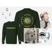 "Foresight - S/T 7"" (Long Sleeve bundle)"