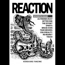 Reaction fanzine #7