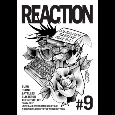 Reaction fanzine #9
