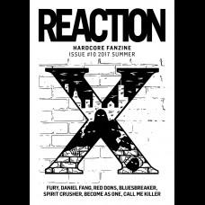 Reaction fanzine #10