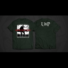 "U&P ""OPPOSITION"" shirt"