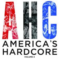V/A America's Hardcore vol. 4 LP