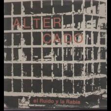 Altercado - El Ruido Y La Rabia LP