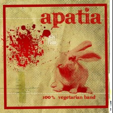 Apatia - 100 % Vegetarian Band LP