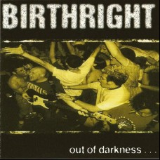 """Birthright - Out of Darkness 7"""""""