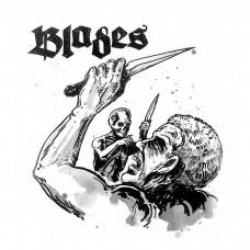 Blades - S/T LP