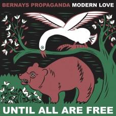 "Bernays Propaganda / Modern Love split 7"""