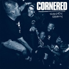 Cornered - Sudden Death LP