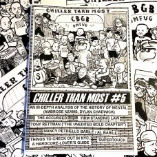 Chiller Than Most fanzine #5