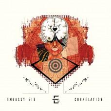 Embassy 516 - Correlation LP (black)