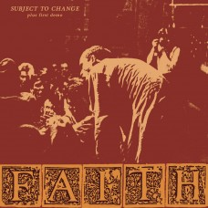 Faith - Subject To Change plus First Demo LP
