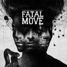 Fatal Move - Somewhere Between Life And Death LP