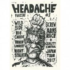 Headache zine #3