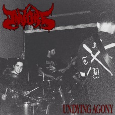 Invoke - Undying Agony 7""