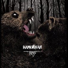 Kamorräh / RAS split LP