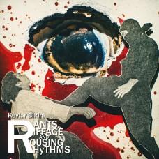 Kevlar Bikini - Rants, Riffage and Rousing Rhythms LP (black)