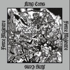 King Cans / Force Majeure split LP