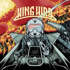 King Hiss - Earthquaker tape