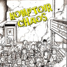Komptoir Chaos - Seconde Generation LP