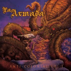 La Armada - Anti-Colonial vol. 1 LP