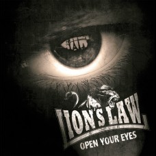 Lion's Law - Open Your Eyes 10""