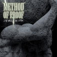 Method Of Proof - Endure The Pain LP