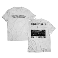 Wake of Humanity clearcut shirt
