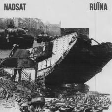 Nadsat / Ruina split LP
