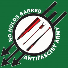 """No Holds Barred - Antifascist Army 7"""""""