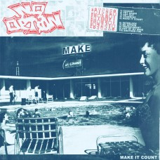No Option - Make It Count tape (RED)