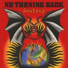 No Turning Back - Destroy tape