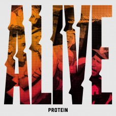 Protein - Alive 7""