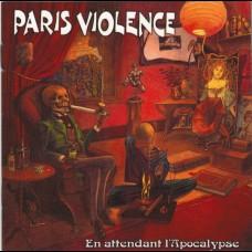 Paris Violence - En Attendant L'Apocalypse LP