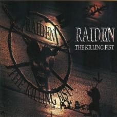 """Raiden - The Devil's Handprint / The Killing Fist 12"""""""