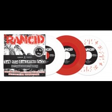 "Rancid - Let The Dominoes Fall 8x 7""s set"