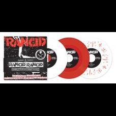 "Rancid - Rancid Rancid 5x 7""s set"