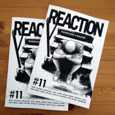 Reaction fanzine #11