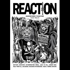 Reaction zine #12