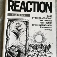 Reaction fanzine #8