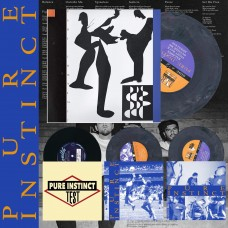 "Pure Instinct - s/t 7"" PREORDER COVER"