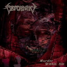 Deformity - Murder Within Sin LP (BLACK)