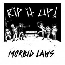 Rip It Up! - Morbid Laws LP
