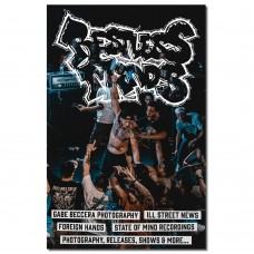 Restless Minds Issue 2