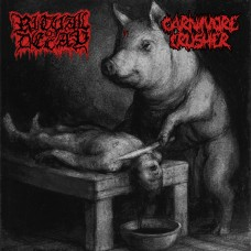 Ritual Of Decay / Carnivore Crusher - split 7""