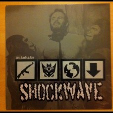 Shockwave - Autohate LP